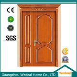 Puerta de madera sólida interior de la alta calidad para las casas