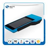 Ordinateur de poche Tablet Smart portable GPRS Terminal écran tactile du système Android Tous les prix dans un seul périphérique POS Machine avec l'imprimante Z90