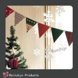 Bandierine della decorazione di natale per la festa di Natale