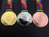 Горячая продажа сувенирной свободной формы 2016 Рио медали