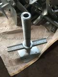 Винт Jack ремонтины лесов высокого качества стальной