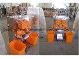 Venta caliente Comercial Juicer anaranjado