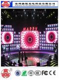 Alto schermo di visualizzazione dell'interno libero eccellente dell'interno del LED di colore completo di luminosità P5