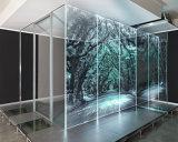탄알 증거 유리에 의하여 박판으로 만들어지는 건축 유리
