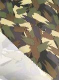 рециркулированная 300d ткань Оксфорд полиэфира с тканью печатание водоустойчивой
