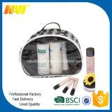 Ясный мешок косметики застежки -молнии PVC