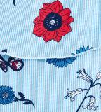 Flounce 디자인에 있는 사랑스러운 소녀의 도매 인쇄된 t-셔츠