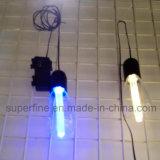 Romantische künstliche im Freien Plastikdekorative nützliche preiswerte Hauptlichter LED-Edison mit Mehrfarben