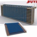 Jy-768 실내 Bleachers 농구 정면 관람석을 접히는 경기장에 의하여 주문을 받아서 만들어지는 실내 체조 Bleachers