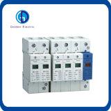 Приспособление ограничителя перенапряжения AC AC SPD-B 4 Поляк 30ka-60ka Arrester пульсации электропитания AC