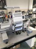 12のカラーの800*500スパンコールの刺繍装置はDahaoシステムブロム1201sが付いているヘッド刺繍機械を選抜する