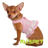 Dog Hemp Harness Pet Robe d'été