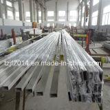 TP304 Поручень из нержавеющей стали трубы квадратного сечения