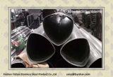 Tubazione a forma di speciale dell'acciaio inossidabile del triangolo