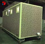 20FT 조립식 모듈 콘테이너 집 위생 이동할 수 있는 화장실