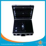 Het draagbare Systeem van de ZonneMacht & Laptop van de Generator Lader