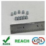 Zylinder-Neodym-Magnet mit Zink-Überzug