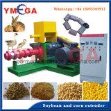 最上質の連続的な、耐久の働く大豆の押出機機械