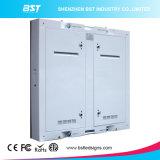 Intense luminosité SMD DEL annonçant des écrans, panneau-réclame 1r1g1b de la publicité extérieure DEL d'IP65 P6