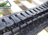 Trilha de borracha da esteira rolante de borracha da máquina escavadora (300X55.5KX82)