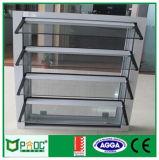 Aluminiumprofil-Glasluftschlitze mit As2047