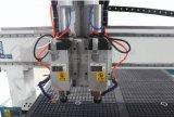 Гравировка 1325 машины Woodworking маршрутизатора 3-Процесса CNC Solidwood для мебели