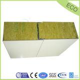 Galvanisiertes Stahlblech Rockwool gewölbtes Panel für Dach-Panel