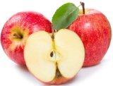 Part lyophilisée hydrosoluble de poudre de fruit d'Apple