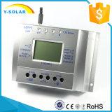 60A 12V/24V MPPT+PWM que carga el regulador L60 de la energía solar