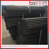 穏やかなカーボン高品質の黒ERWの足場によって溶接される鋼管