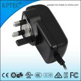 Adapter-Standardstecker Wechselstrom-18With15V/1.2A mit Cer-Bescheinigung