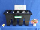 Mini Pleat V Bank Filtre à air HEPA Box pour salle d'opération