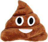 Baumwolle angefülltes Plüsch8inch lustiges Poop-Kissen-Spielzeug