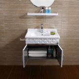 Combinazione popolare di Governi di vanità della stanza da bagno della mobilia dell'acciaio inossidabile (T-082)