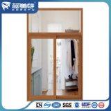 Dunkle Farbe Thermische Bruch Aluminiumprofile für Aluminium Fenster und Tür