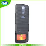 Bonne affaire Housse de téléphone avec slot pour carte pour LG K10
