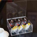De kleurrijke Chinese Doos van de koffie van de Doos van het Theezakje