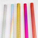 着色されたレーザー熱い押すホイルは鉛筆か木のクラフトに適用する