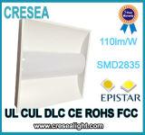 Neues 0-10V, das 2*2feet 2*4feet Licht UL-Dlc LED Troffer verdunkelt