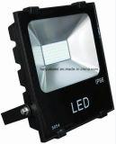 A luz de inundação material AC85-265V do diodo emissor de luz de Alluminum do brilho elevado Waterproof IP65