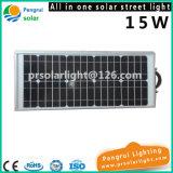 Lumière solaire extérieure économiseuse d'énergie du jardin DEL de détecteur de mouvement de DEL