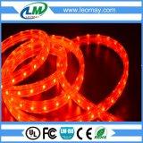 Luz de tira flexible IP68 de alto voltio al aire libre LED