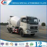 10 wielen 12cbm Vrachtwagen van de Concrete Mixer