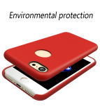 Copia de alta el teléfono móvil de colores suaves de TPU para iPhone 7
