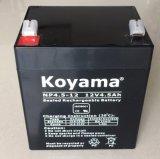 bateria de armazenamento acidificada ao chumbo do UPS de 12V 4.5ah
