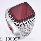 De Zilveren Ring van uitstekende kwaliteit van Juwelen met de Prijs van de Fabriek