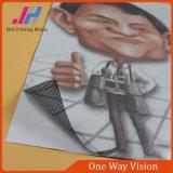 Gráficos de ventana PVC One Way Vision