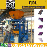 Qt4-24 Zigzag Paver Carbo Brick Making Machine no Quênia