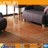 Belüftung-Fußboden, Vinylfußboden-Fliese, hölzernes Korn für Hauptdekoration