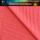 Mercadorias rápidas de poliéster 4 camadas de tecido stretch, tecido de poliéster tecido elástico tecido